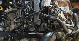 VW Audi Skoda Seat 2.0 TDI Motor DCY & CRL
