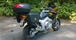 Yamaha TDM 850 4TX, 35 tkm, koferi, nove gume