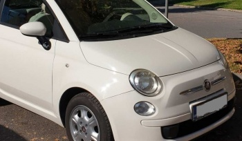 Fiat 500 1,2 benzin AKCIJA