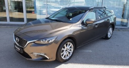 MAZDA 6 WAGON CD150 ATTRACTION- BESPLATNA DOSTAVA!