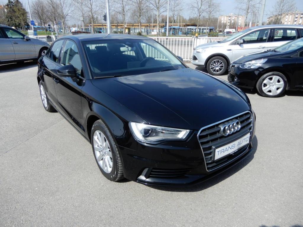 Audi A3 1.6 TDi S-tronic *NAVI, ACC, XENON* - NIJE UVOZ