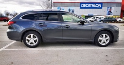 Mazda 6 karavan, 2.2d skayaktiv , HR tablice