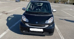 Smart fortwo cabrio softouch