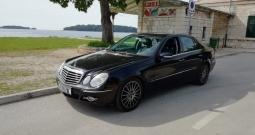 Mercedes E klasa, 22o CDI, AVGRD PRVI VLASNIK