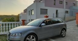 Audi A3 2,0 TDI Sportback S line