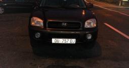 Hyundai Santa Fe GLS 2.0 CRDI 16V, 4WD
