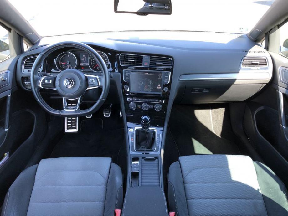 VW Golf VII 2,0 TDI 3x R line, keyless.. FULL
