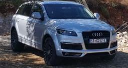 Audi Q7 super mala kilometraza