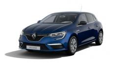 Renault Megane Mégane Berline Blue dCi 115 Limited