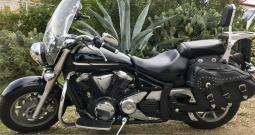 Yamaha Midnight Star 1300 XVS