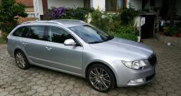 Škoda Superb Combi 2.0 TDI DSG FULL OPREMA