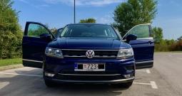 VW Tiguan 2.0 TDI Highline - NAVI, LED, ACC..