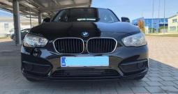 BMW 116d 2015 g. 105500 km , reg do 7/2021 g.
