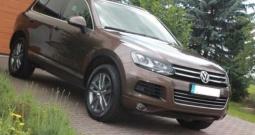 2013 Volkswagen Touareg V6 3.0TDI BlueMotion