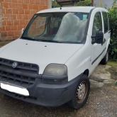 Fiat Doblo D SX 1.9
