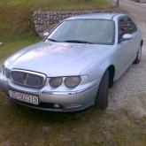 Rover 75 CDT 2.0, 2000.g. cijena: 1450 €