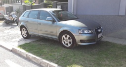 Audi a3 sportback 1.6 Tdi facelift