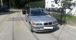 BMW 318i, 2001. godina