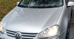 VW Golf V 1,9 TDI