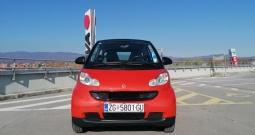 Smart fortwo coupe, Klima,garažiran