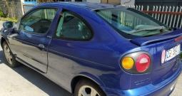 Megane Coupe 2.0 1997.g reg.6/2021