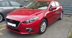 Mazda 3 Sport G120, Challenge, 1. vlasnik