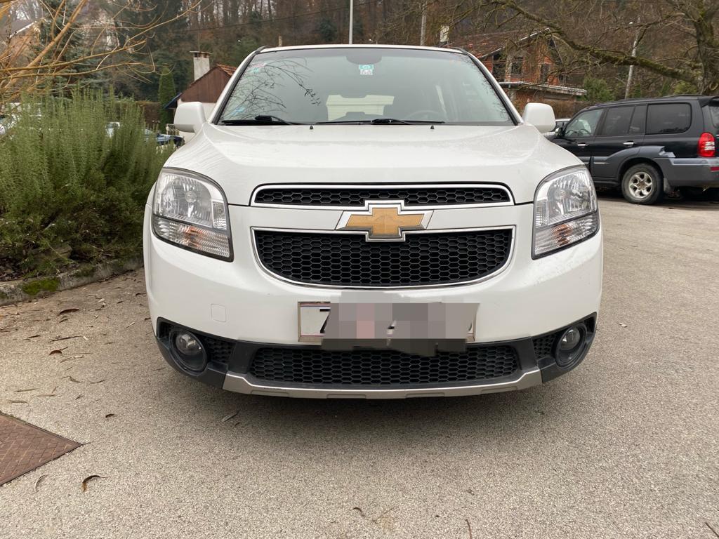 Chevrolet Orlando LT+, 2.0 VCDI Diesel
