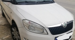 Škoda Fabia 1.6TDI