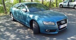 Audi A5 coupe 3.0, V6 TDI (quattro) S-line