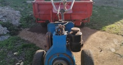 Traktor LOMBARDINI 14 ks sa prikolicom