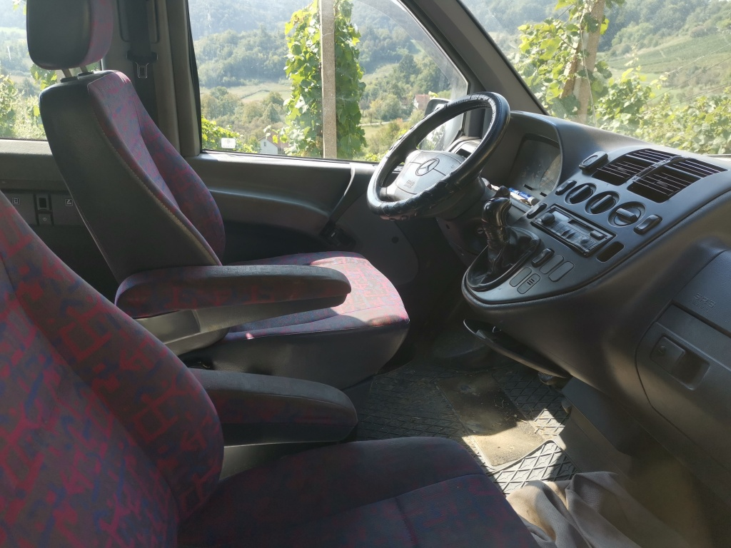 Mercedes Vito 110D