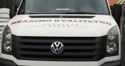 Prodejem VW CRAFTER COMFORT 14m3