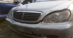 Mercedes W220 S320 CDI 2003