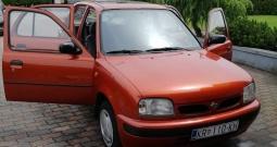 Nissan Micra 1.0; registrirana godinu dana!