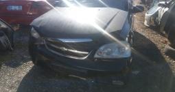 Chevrolet Lacetti 1.6 2005 dijelovi