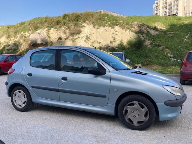 Prodaja Peugeot 206, 2002. godina proizvodnje