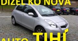 Toyota yaris 2009 g. 119714 km 1. 4 d4d 1364 cm3 66kw kao nov