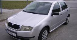 Škoda Fabia 1.4 MPi, 2002. god., reg. 01/22