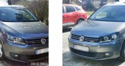 Odlicno ocuvan, ful oprema, VW Touran