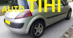 Renault Megane 1.5dci 60kw 2004g kao nov otplata zamjena besplatna dostava