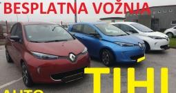 Renault Zoe, 2017 g., 25712 km Intens, 0 cm3, 43 kw, kao nov