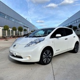 Nissan Leaf Acenta winter pack 12/21