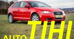 Audi a3 1. 6 2007g 3 vrata kao nov otplate karticama zamjena bespla dosta ⭐⭐⭐⭐⭐