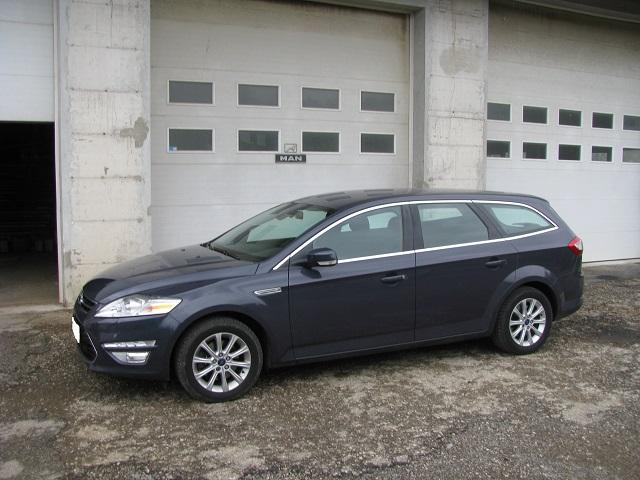 Ford Mondeo karavan 2.0 tdci titanium