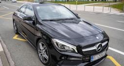 Mercedes-Benz CLA klasa 220 d AMG automatik