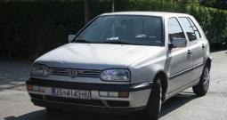 VW GOLF 3, 1.6 I