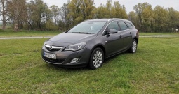 Opel Astra J Sports Tourer 1,7 CDTI INNOVATIO