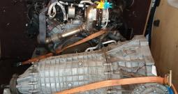 VW Audi Porsche motor 3.0 TDI CSW & Mjenjač