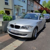 BMW 118d, Coupe