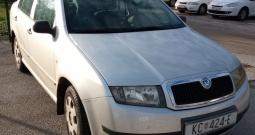Škoda Fabia 1.4MpI prod/mj.uz moju doplatu.